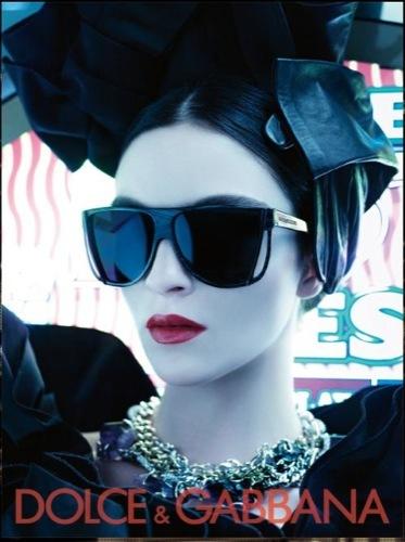 Foto de Dolce & Gabbana, campaña Otoño-Invierno 2009 por Steven Klein  (7/7)