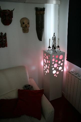 Foto de Hazlo tú mismo: la lámpara de Txaumes (9/9)