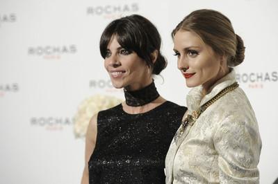 Rochas reúne a sus dos fantásticas embajadoras, Maribel Verdú y Olivia Palermo