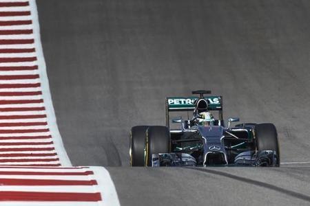 Gran Premio Estados Unidos: Una de cal y una de arena (carrera)