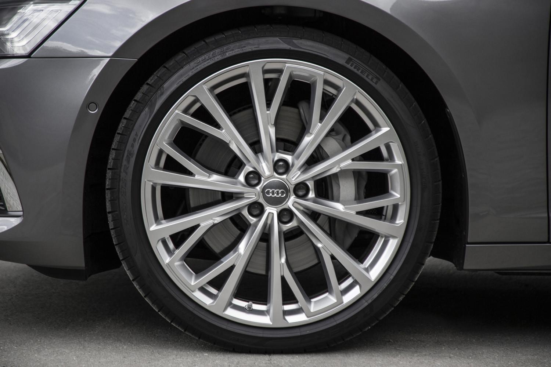Foto de Audi A6 2018, toma de contacto (114/118)