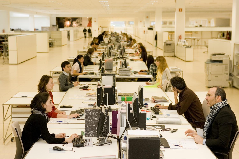 Foto de El interior de Zara: un viaje a la sede central de Inditex en Arteixo (13/18)