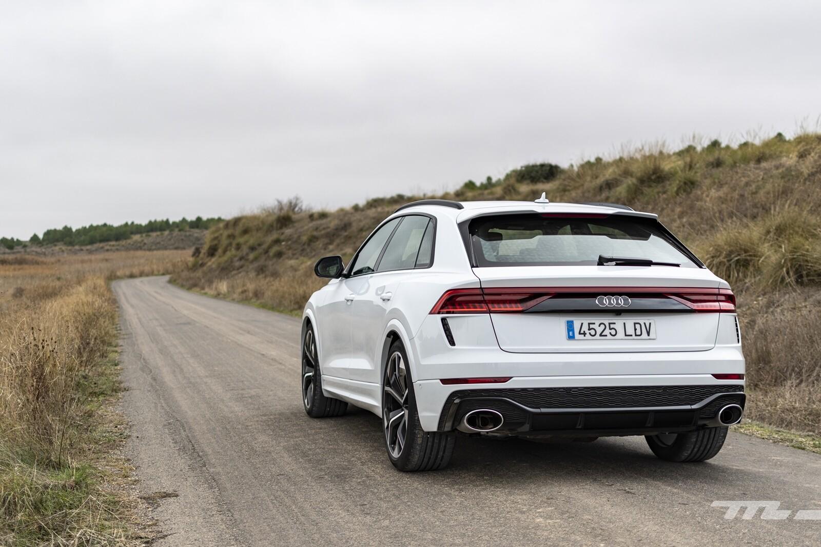 Foto de Audi RS Q8 2020, prueba (28/40)