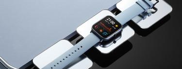 El smartwatch de Xiaomi que arrasa en eBay ahora a precio de Black Friday con este cupón: por sólo 98,91 euros
