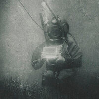La historia de Louis Boutan, el buzo obsesivo que abrió la puerta a la fotografía submarina