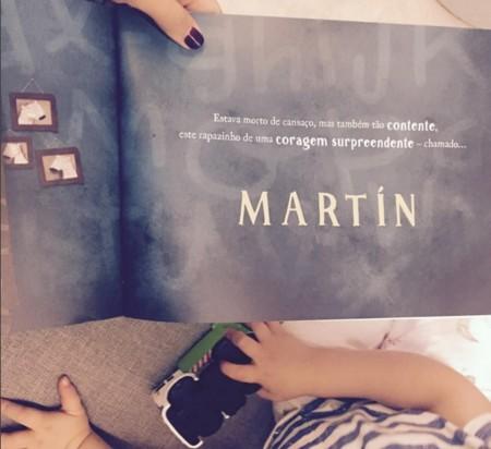 Martin Y Sara Carbonero