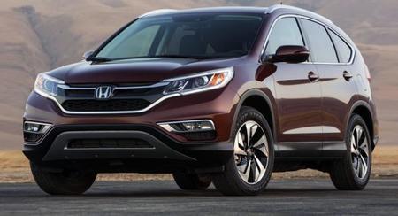 Filtrado el aspecto del Honda CR-V con la cara lavada