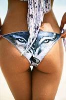El lobo de Irina Shayk, o cómo lucir en bikini para provocar infartos