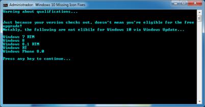 ¿No te aparece el icono para reservar tu copia de Windows 10? Aquí tienes la solución