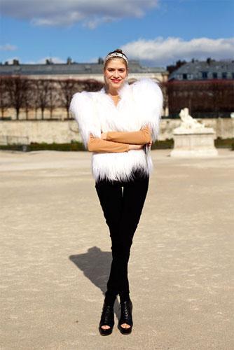 Las pieles de Lagerfeld, ¿hortera o visionario?