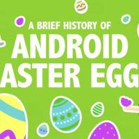 Google nos muestra en vídeo una breve historia de los huevos de pascua de Android