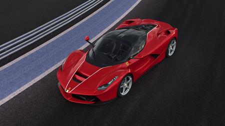 Un Ferrari LaFerrari se convierte en el auto más caro del siglo XXI