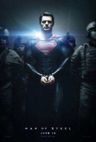 'El hombre de acero' de Zack Snyder, nuevo cartel