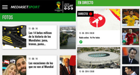 Mediaset Sport iOS