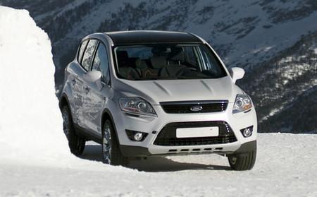 Nuevos motores para los Ford Kuga y Mondeo