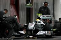 Nico Rosberg domina el tercer día de entrenamientos en Montmeló
