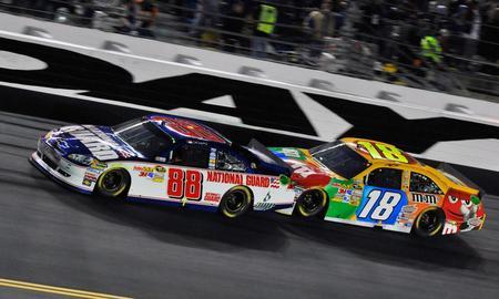 La NASCAR interesada en celebrar carreras en Europa