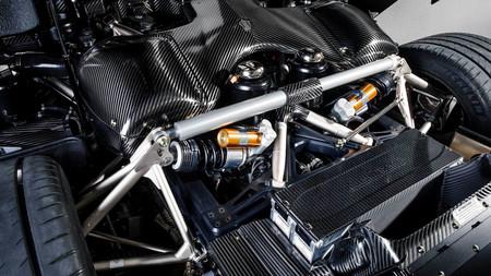 Koenigsegg Regera Motor