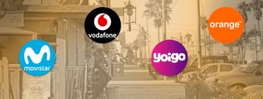 Mejores tarifas roaming para hablar y navegar cuando viajas fuera de España