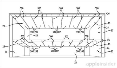 Hasta las luces de las futuras Apple Store tienen su propia patente