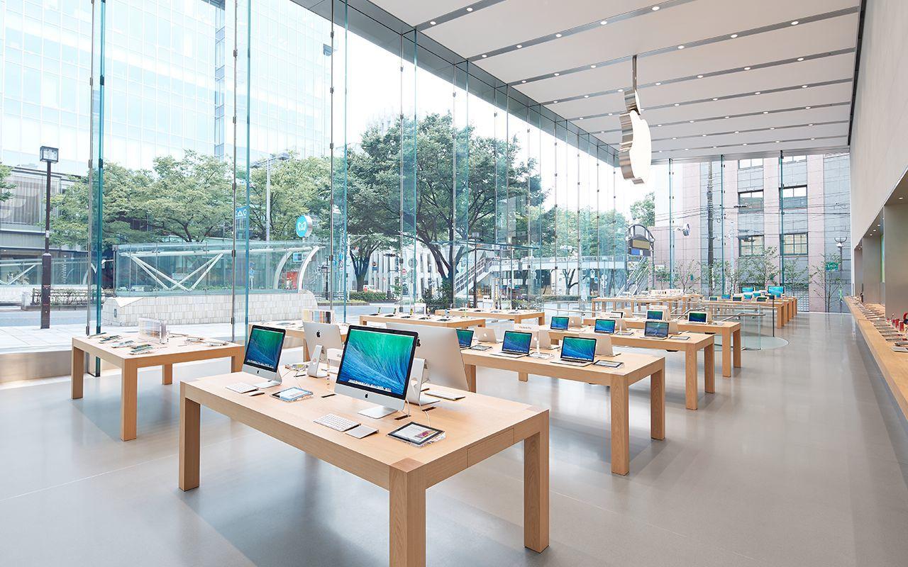 Foto de Apple Store Omotesando (7/12)