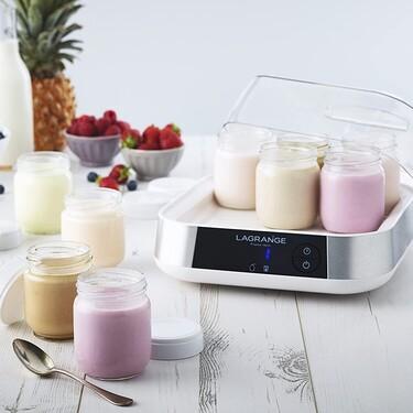 Ocho yogurteras con las que preparar deliciosos yogures caseros desde 19 euros