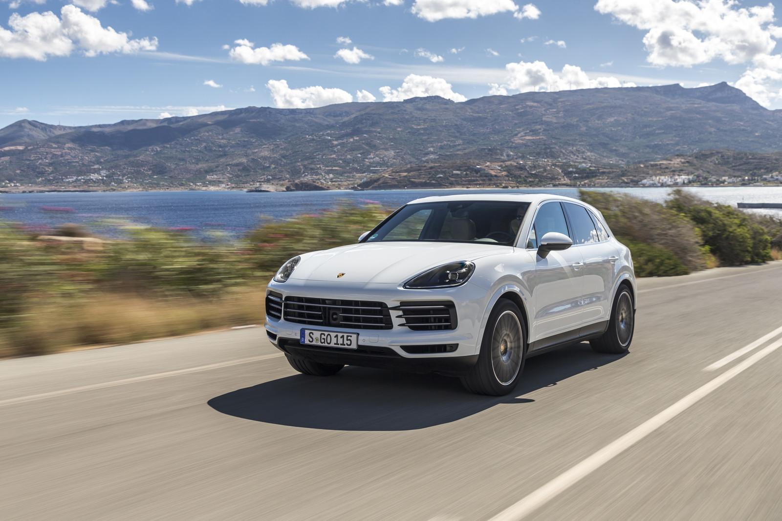 Foto de Porsche Cayenne 2018 (34/39)