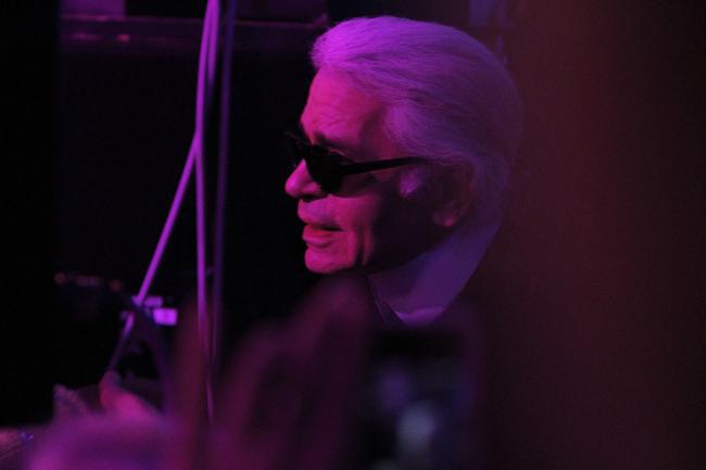 Foto de Las modelos de Chanel de fiesta (13/26)