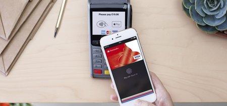 Apple Pay ya es oficial en España