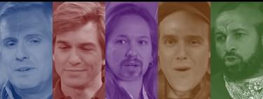 'Equipo E', la parodia viral deepfake de los líderes políticos españoles que demuestra que estos vídeos son ya imparables