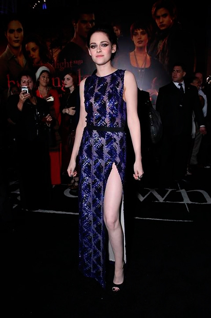 Kristen Stewart pasa de alfombras rojas, que posen otros
