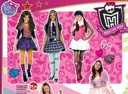 ToyPlanet Catalogo Monster High