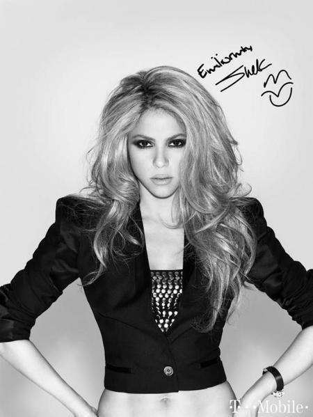 Entérate del nuevo fantastico plan de T-Mobile y obtén un autógrafo de Shakira