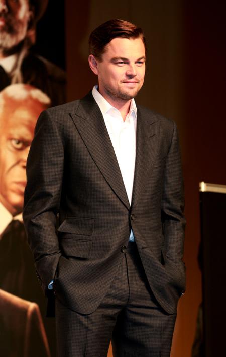 Leonardo DiCaprio cuadros vichy