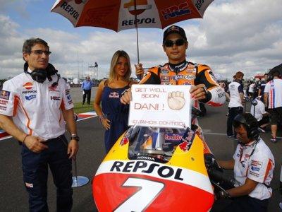 MotoGP España 2015: Hiroshi Aoyama sustituirá también a Dani Pedrosa en Jerez