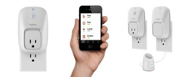 WeMo, todo controlado desde nuestro dispositivo iOS o también por IFTTT