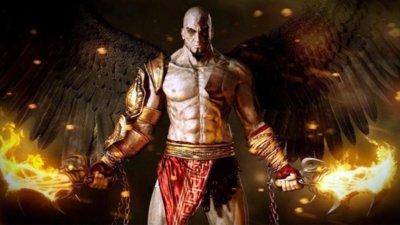 Kratos y Hades se parten la cara a 1080p y 60fps