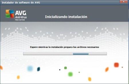 Instalación AVG 2012