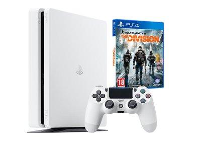 Sólo esta mañana, en Mediamarkt, te puedes llevar la PS4 Slim con The Division por 279 euros