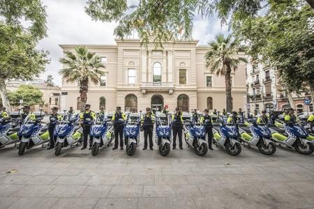 La Guardia Urbana se vuelve aún más verde con 30 nuevos BMW C Evolution y 60 kilómetros más de autonomía
