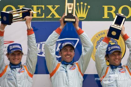 Antonio García se consagra en Le Mans