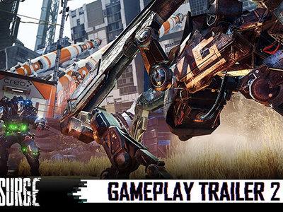 The Surge muestra un nuevo gameplay trailer lleno de acción