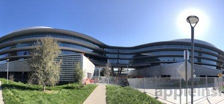 """El """"Campus 3"""" de Apple en Sunnyvale está casi terminado"""