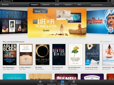 Apple es condenada a pagar 450 millones de dólares por fijar el precio de los ebooks