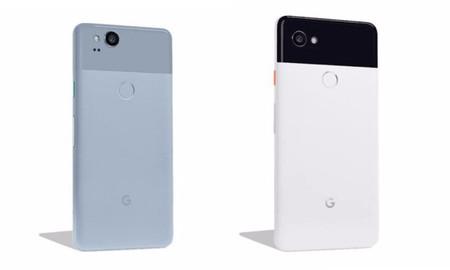 Pixel 2 y Pixel 2 XL: se filtran sus precios y se dejan ver en nuevos colores
