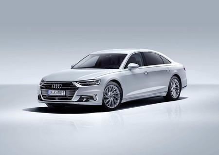 Audi A8l 55 Tfsi E Quattro