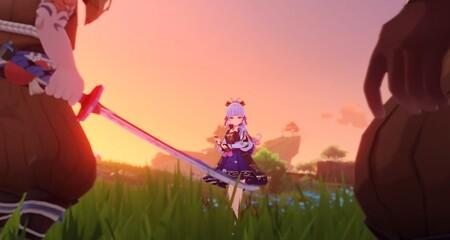 Mejores espadas Genshin Impact