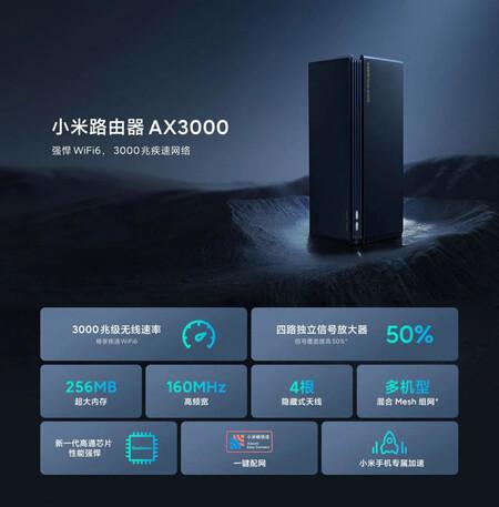 WiFi AX3000