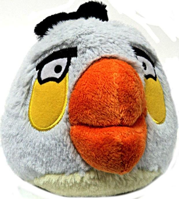 Foto de Peluches de Angry Birds (1/5)