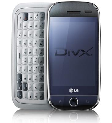LG GW620, el primer Android de LG llega de la mano de Orange